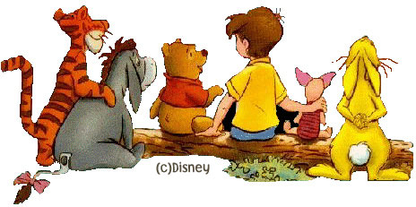 Disney Winnie - Beas Winnie Pooh