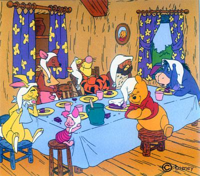 Unglückstag - Geschichten - Beas Winnie Pooh