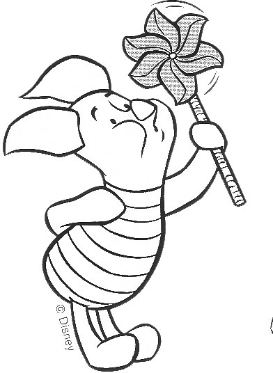 Malvorlage Winnie Pooh Ferkel Murderthestout