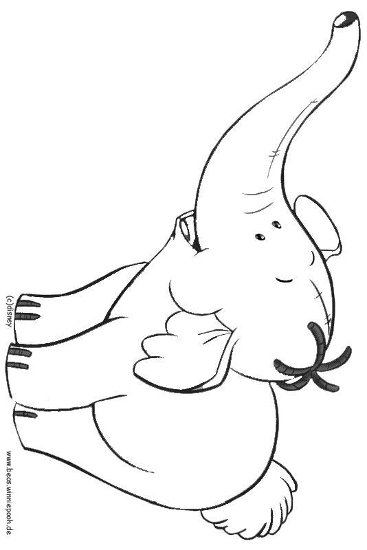 Roo Coloring Pages