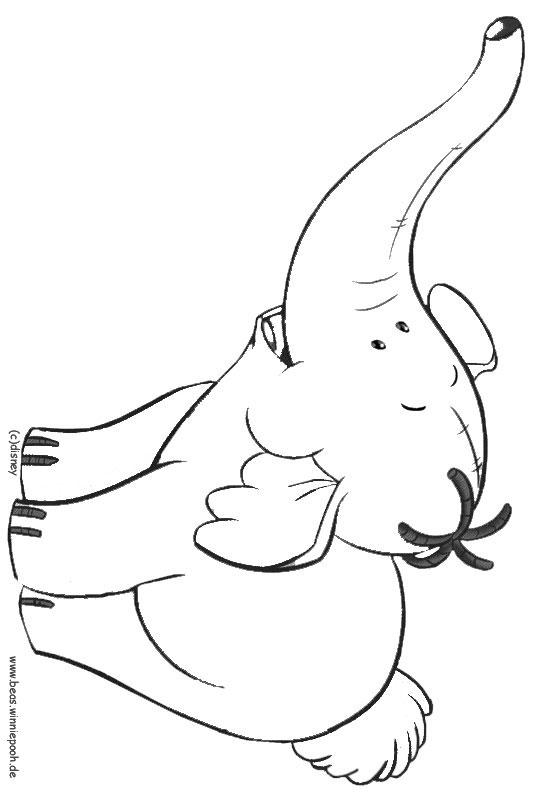 Malvorlagen 1 Beas Winnie Pooh