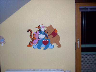 Ausstellung 2 Beas Winnie Pooh